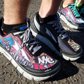 Altra Torin Running Shoes (With Magical Healing Powers)
