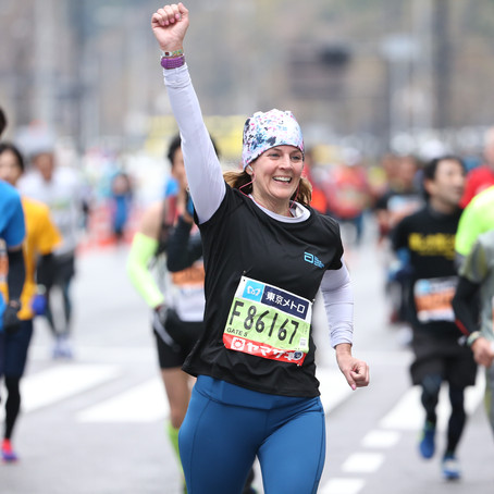 From Non-Runner to Six-Star Finisher: Why I ran the Abbott World Marathon Majors