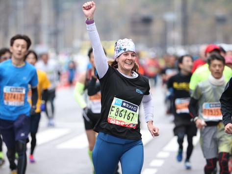 From Non-Runner to Six-Star Finisher: Why I ran the Abbott World Marathon Majors
