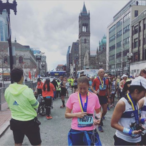 An Unexpected Road to Running Boston