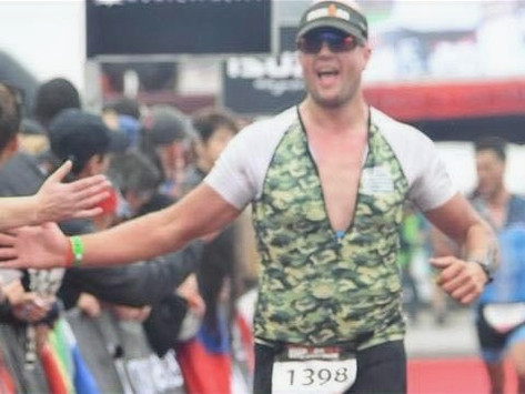 Turning Addiction & Obesity into an Ironman Athlete