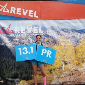 Revel Big Cottonwood Half Marathon