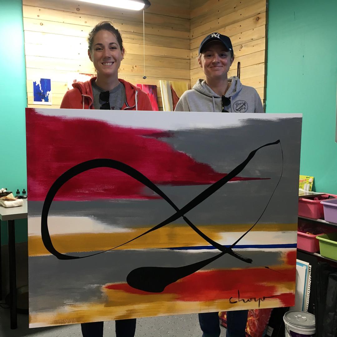 Clients with commission piece - Denver, CO