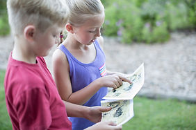 Kids Reading Kart