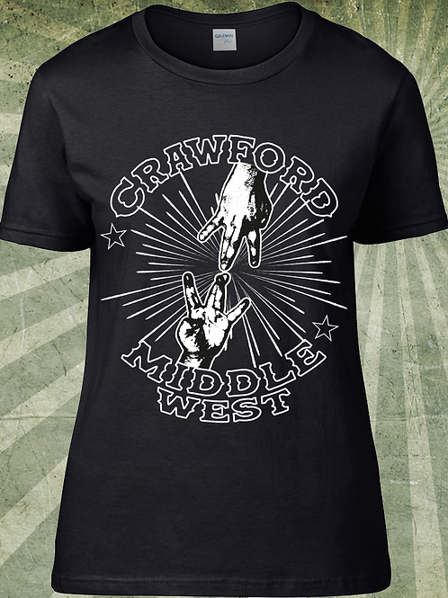 T-Shirt - Cindycore Propaganda - F
