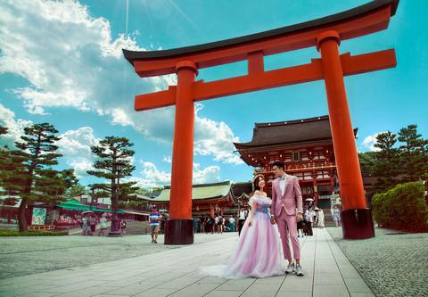 Japan Pre-Wedding