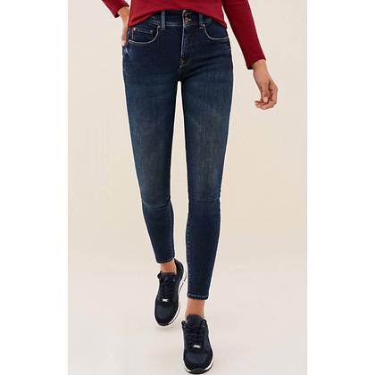 Salsa SECRET Push In Denim Grain Skinny Jeans (Leg 30)