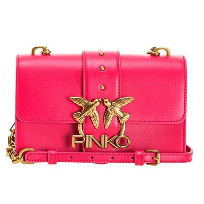 PINKO Pink Mini Love Bag