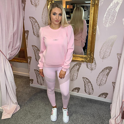 Guess Pink Sweater