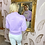 Thumbnail: GUESS Lilac ICON Sweater