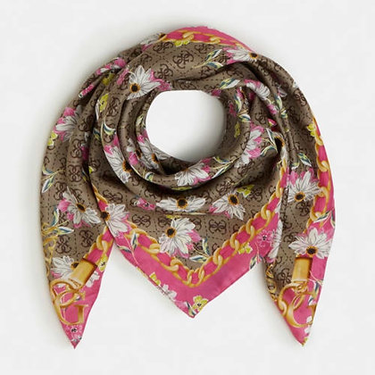 Guess Floral Scarf