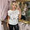 Thumbnail: LEO White Paris Happiness T.Shirt