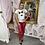 Thumbnail: LEO White, LONDON Embellished T.Shirt