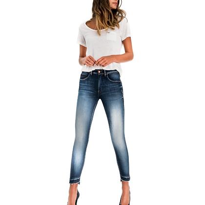 Salsa Secret Glamour Push In Capri Premium Wash Jeans