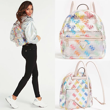 GUESS Multicolour Logo Backpack