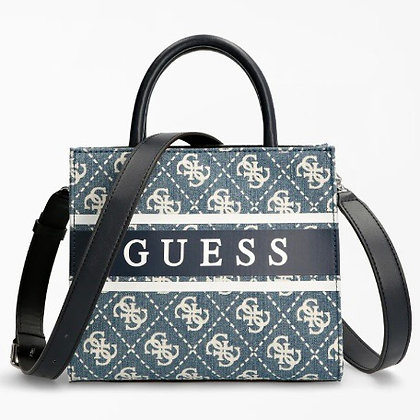 Guess Denim  Denim Mini Handbag