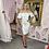 Thumbnail: LB White Bardot Dress