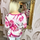 Thumbnail: PASSIONI Pink Floral Sweater