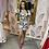 Thumbnail: LB Floral Multi Print Skirt Set