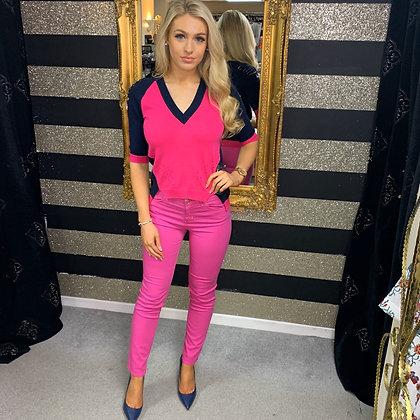 EC Pink Jean