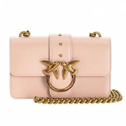 PINKO Blush Love Bag Icon Jewel