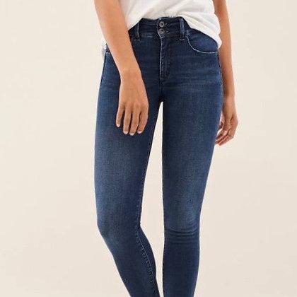 Salsa Push in Secret High waist Skinny Jean