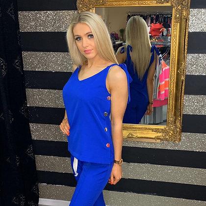 LB Blue Cami Top