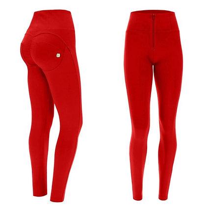 FREDDY Red Basic High Zip