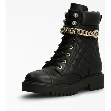 Guess Chain Combat  Boot