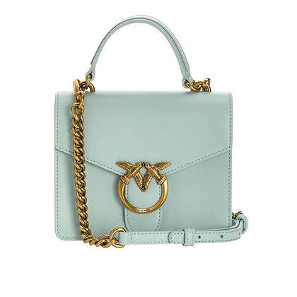 PINKO Mint Love Mini Top Handle Simply