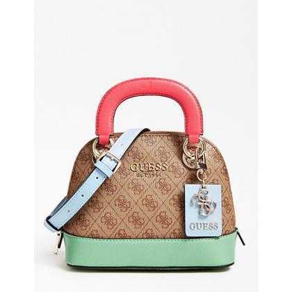 GUESS Logo Mini Handbag