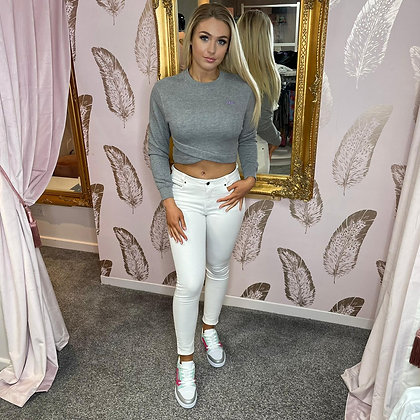 Guess Grey Sweater