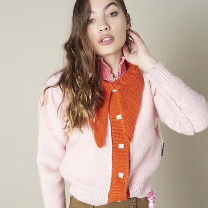 LB Pink Knitted Jumper