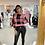 Thumbnail: LB Pink Check Sweater