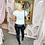 Thumbnail: LEO White Embellished Lady T.Shirt