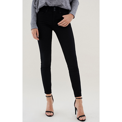 Salsa Push In SECRET Black Jeans 123423