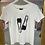 Thumbnail: LEO White, Embellished Pump T.Shirt