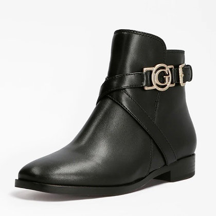 Guess Leather Ankle Boot