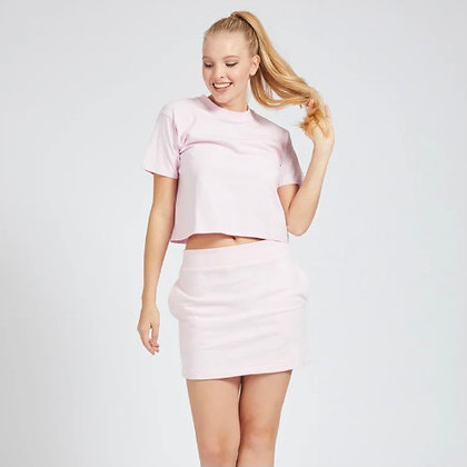 Guess Pink Logo Tee
