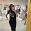 Thumbnail: LEO Black, Embellished Pump T.Shirt