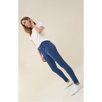 Salsa Push In Secret Skinny Blue Jean