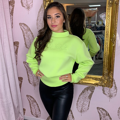 GUESS Lime Sweater