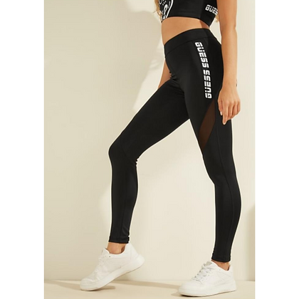 Guess Black with White Legging