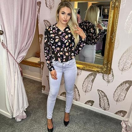 GUESS Curve Lilac Jean