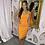 Thumbnail: GUESS Orange Button Dress