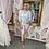 Thumbnail: EC Pink Multi Floral Print Blouse