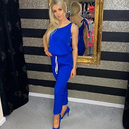 LB Blue Trouser