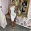 Thumbnail: LB White Sequin Dress