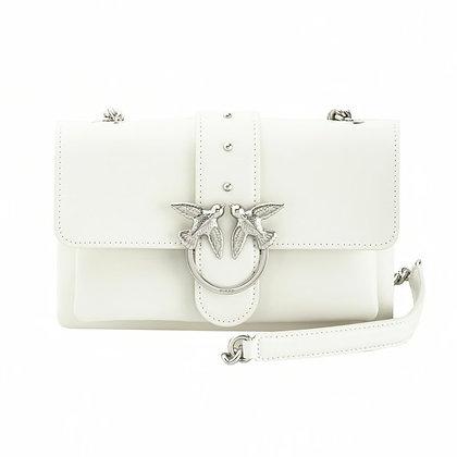 PINKO Mini Love Bag Soft Simply Leather