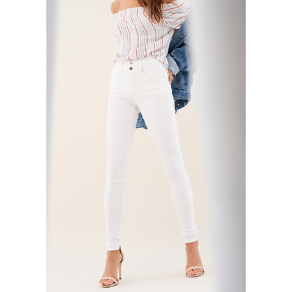 Salsa SECRET Push In White Jeans 119122